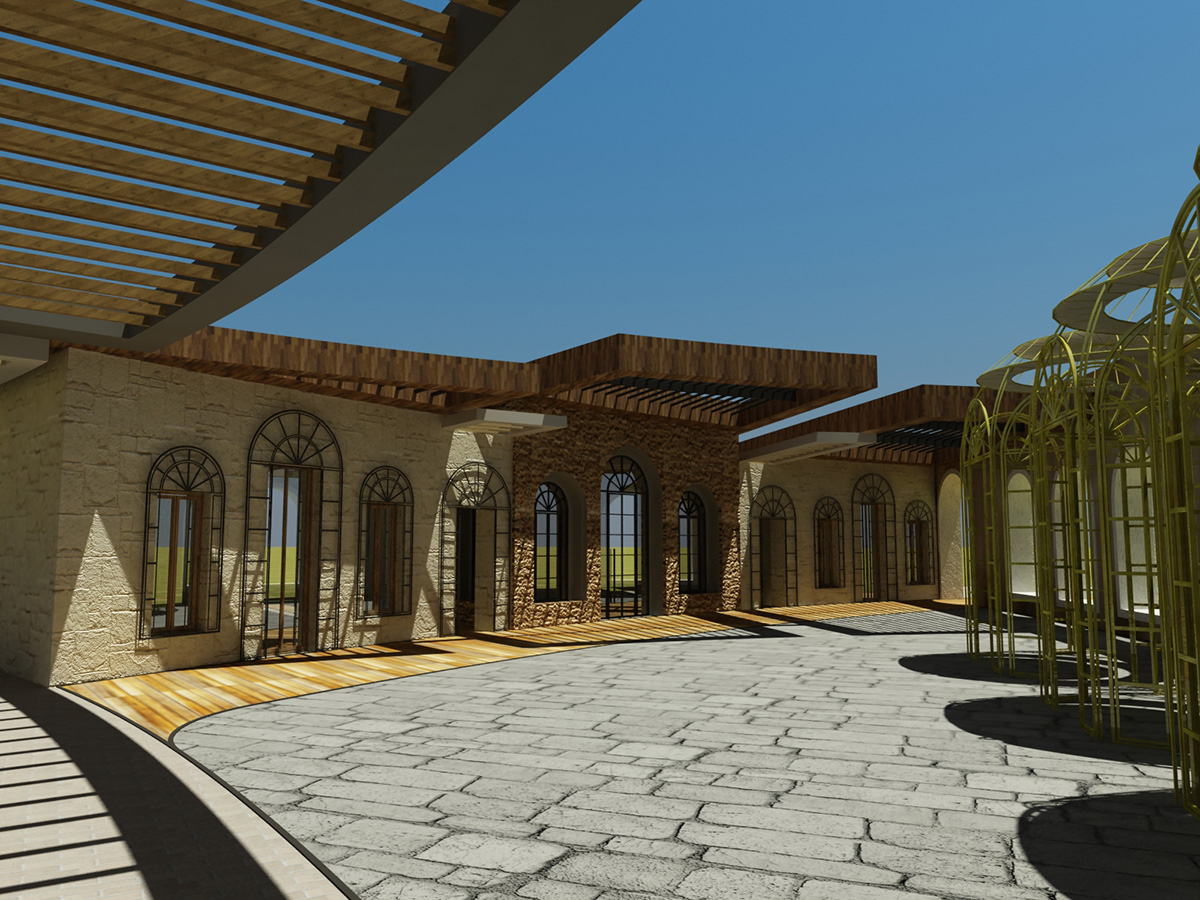 bursa-site-sosyal-tesis-mimari